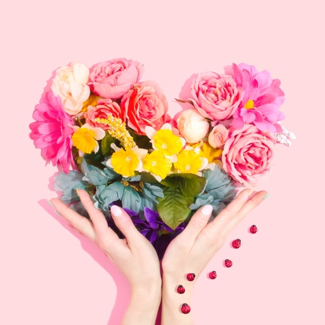 Flowers at your doorstep